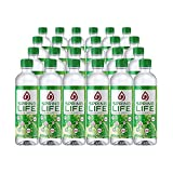 Spring Life 5 MG Hemp Extract Infused Bottled Water | All-Natural Balanced PH Water | No Fluoride, Chlorine, Sodium Drinking Water | 16.9 fl oz/500ml