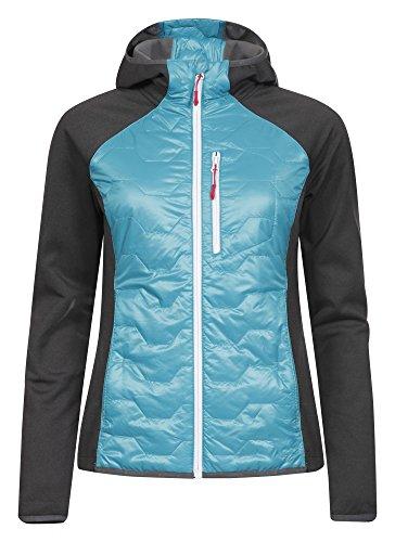 Icepeak BJORK Jacke, Größe:48, Farbe:lichtblau
