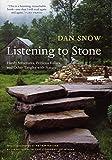 Listening to Stone, Dan Snow, 1579653715