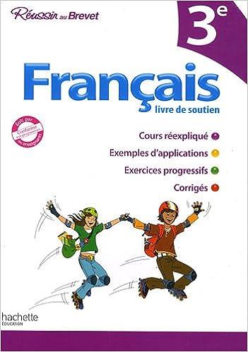 Livre Francais 3e Livre De Soutien Epub Pdf Viqoqute679