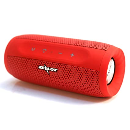 Amazon.com: Zealot Altavoces Bluetooth portátiles de 20 W ...
