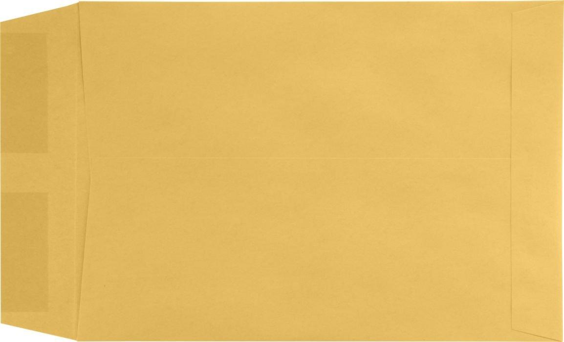 7'' x 10'' Open End Envelopes - 24lb. Brown Kraft (250 Qty.)