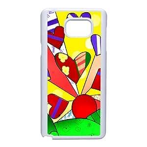 Samsung Galaxy Note 5 Cases Cell Phone Case Cover Romero Britto 5R56T781987