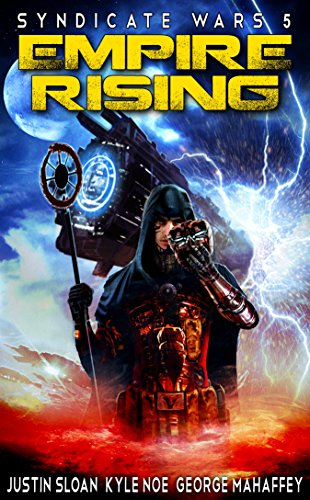 Syndicate Wars: Empire Rising (Seppukarian Book 5)