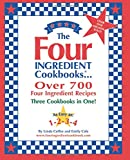 img - for Four Ingredient Cookbook book / textbook / text book
