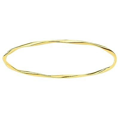 prix spécial pour mode la plus désirable Quantité limitée Citerna Femme Or jaune Jonc - RIB1800Y: Amazon.fr: Bijoux