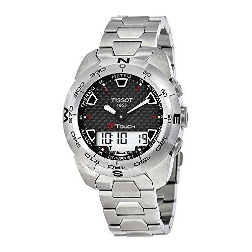 4420100 T-Touch Expert Titanium Watch (T-touch Titanium Watch)