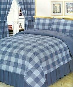 Amazon.com: Alexandra Turin- 3 Piece Bed In A Bag, Queen