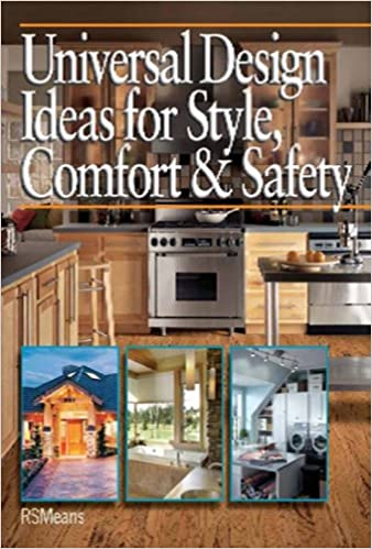 Universal Design Ideas for Style, Comfort & Safety: RSMeans ...