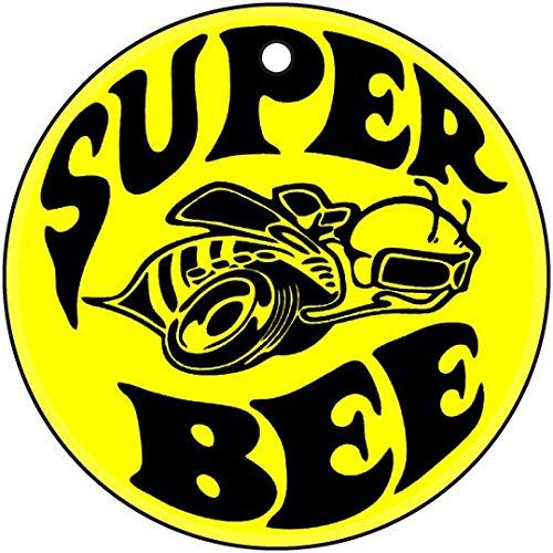 Super Bee Car Air Freshener (Xmas Christmas Stocking Filler/Secret Santa Gift) AAF