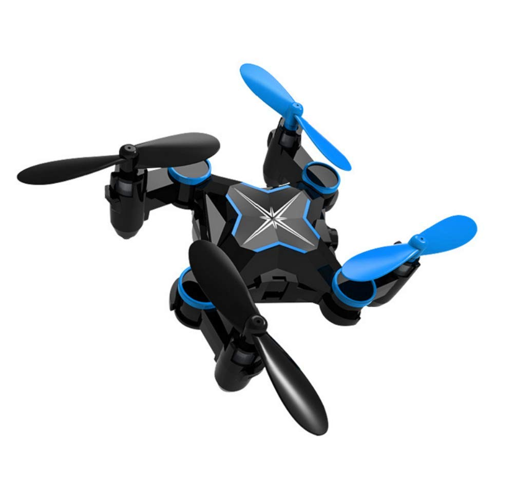 ミニポケットドローン RC ドローンカメラなしマイクロクワッド高度ホールドヘッドレス RC クワッドヘリコプター B07QDJNGZJ