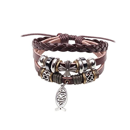 Alloy Fish Accessory Leather B