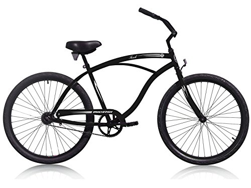 Micargi Bicycles Industries TOUCH-M-MBK Ride On, Matte Black