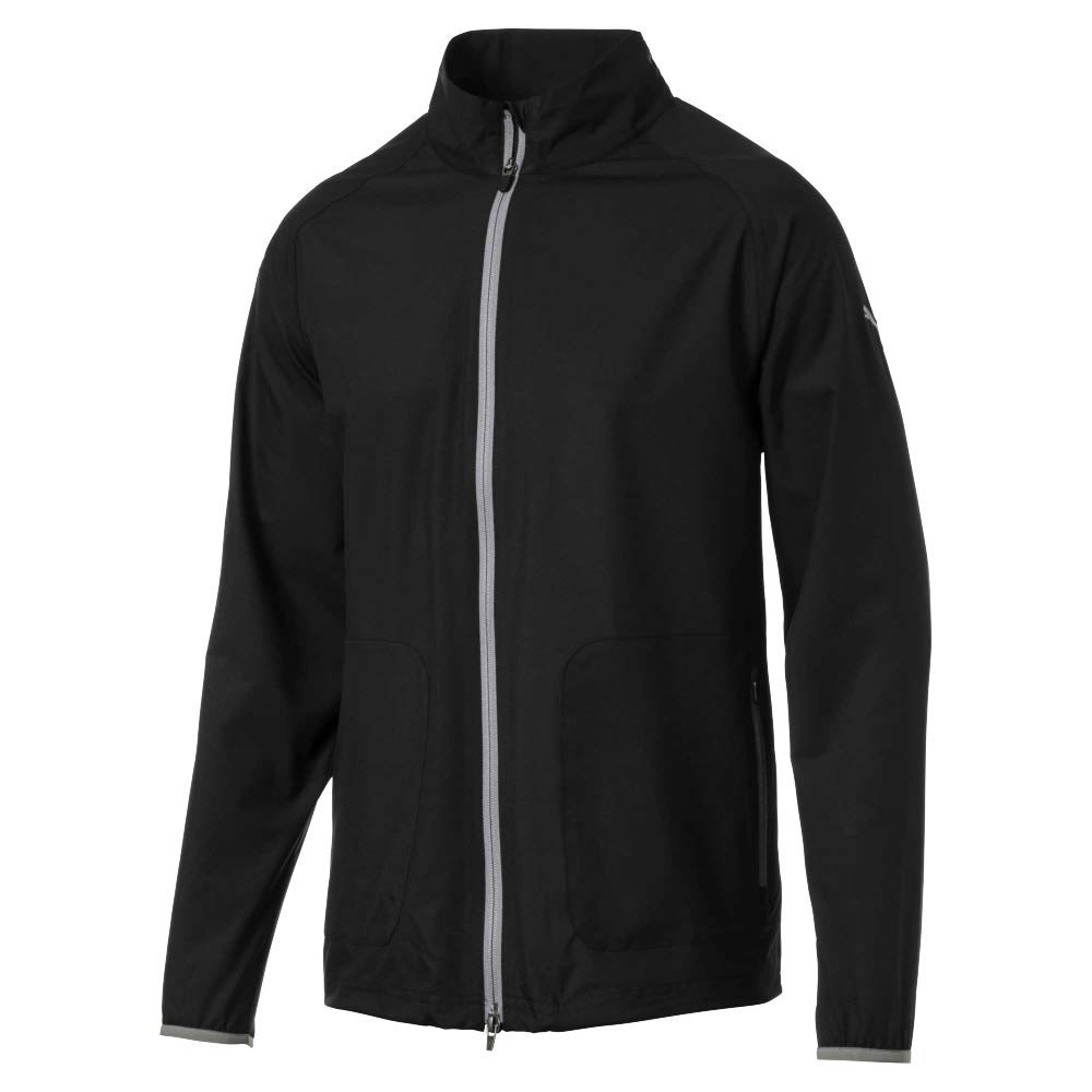 Puma Golf Women's 2019 Zephyr Jacket, Puma Black, Small