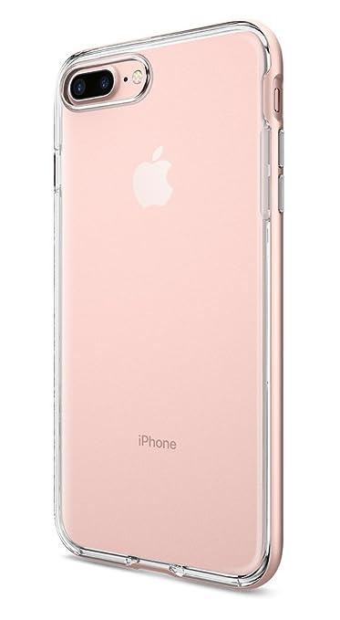 11 opinioni per Spigen 043CS20542 Custodia per Apple iPhone 7 Plus, Oro Rosa