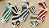 5-Pairs-Womens-Colorful-Cute-Animal-Casual-Girls-Cotton-Crew-Socks-by-Chalier