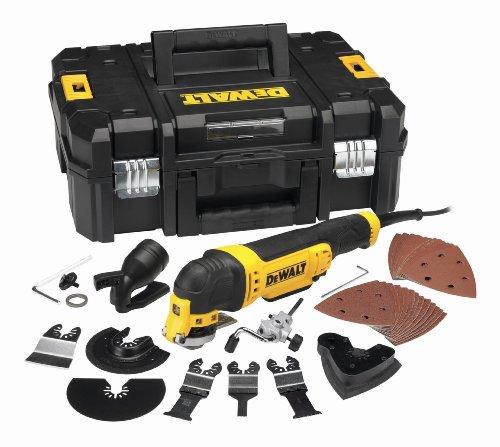 DeWalt Multi-Tool Set, 300 W, oszillierend, DWE315KT