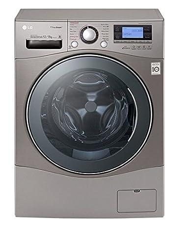 LG fh695bdh6 N Independiente Carga frontal a marrón lavadora con ...