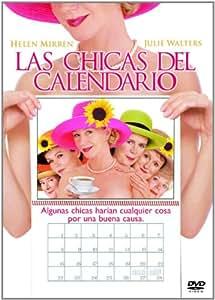 Las Chicas del Calendario [DVD]