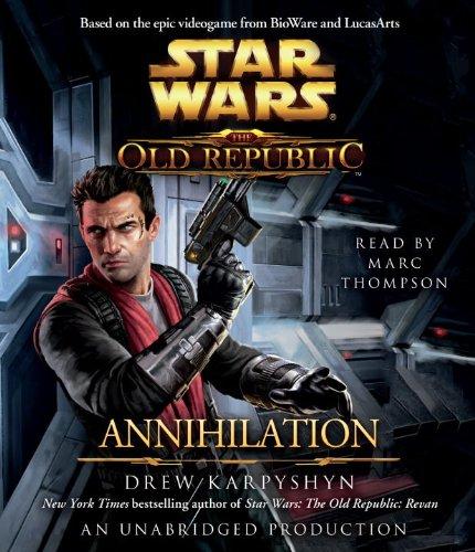 Annihilation (Star Wars: the Old Republic): Amazon.es: Karpyshyn ...