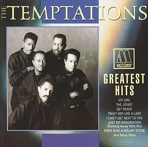 The Temptations-Motown's Greatest Hits (The Temptations The Best Of The Temptations Christmas)
