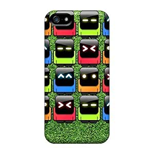 High Quality Shock Absorbing Cases For Iphone 5/5s-icon Holder 3