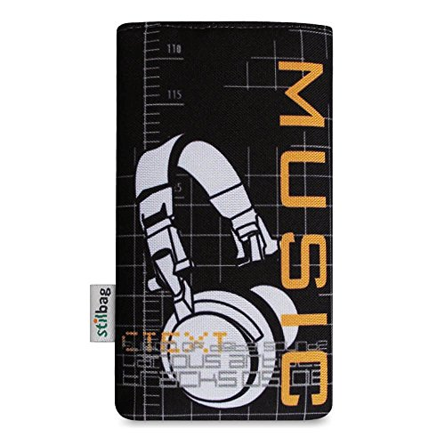 Stilbag Funda MIKA para LG G5 - Diseño: Headphones