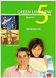Green Line New - Ausgabe Bayern. Englisches Unterrichtswerk für Gymnasien / Teil 5 (5. Lernjahr): Workbook