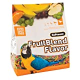 Zupreem Fruit Blend Diet for Large Birds, 3.5-Pound, My Pet Supplies
