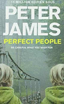 Perfect People 0230760538 Book Cover