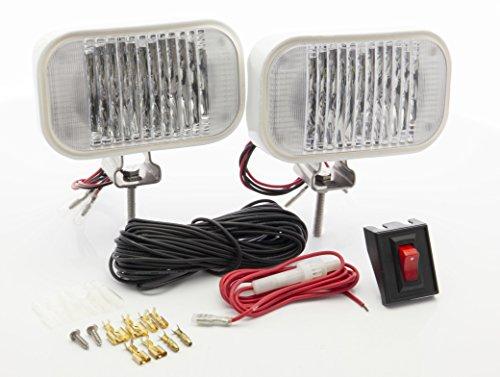Optronics DLL50WC Led Docking Light Kit W/Wiring