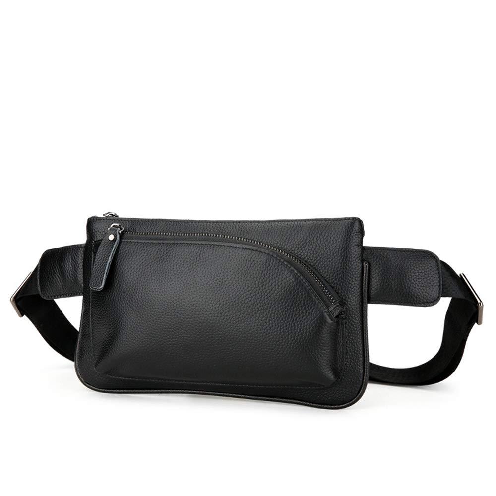 Yzibei Belt Holster Bag Leather Waist Pack Crossbody Bag for Men Boy