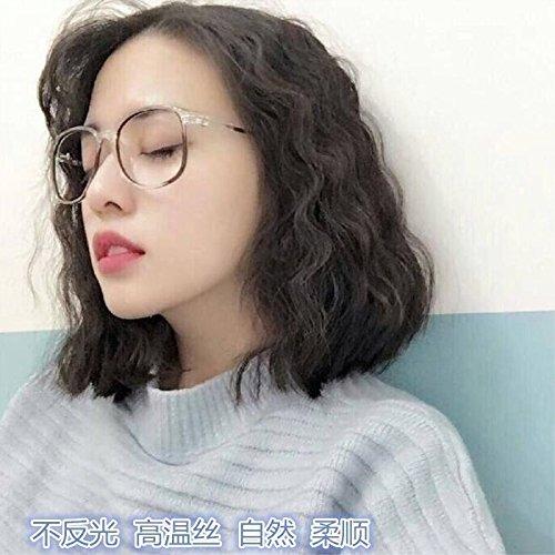 Amazon Com Shoulder Length Hair Wig Cone Lock Sub Bangs From Corn