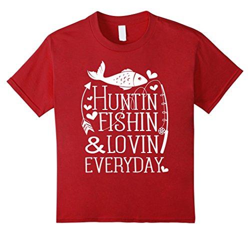 Top 5 best selling hunting fishing loving everyday shirt for Hunting fishing loving everyday