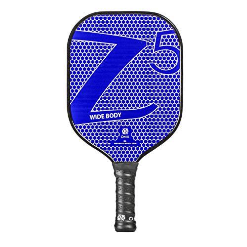 Onix Composite Z5 Pickleball Paddle, Blue