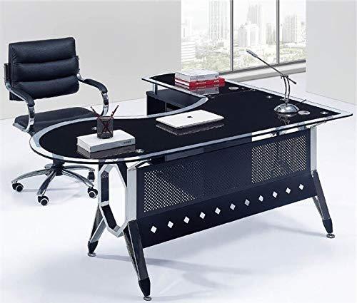 Grupo SDM Mesa Oficina Forma bivalente, Mueble a Izquierda ...