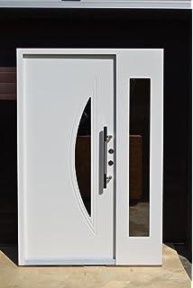 Eingangstür Anthrazit nr 7 design haustür wohnungstür in anthrazit 1400x2100 mm innen
