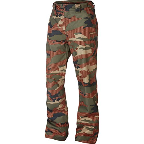 Oakley Sunking 10K Bzs Pants, Warning Camo, - Camouflage Oakley