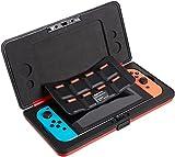 AmazonBasics Vault Case for Nintendo Switch, Red