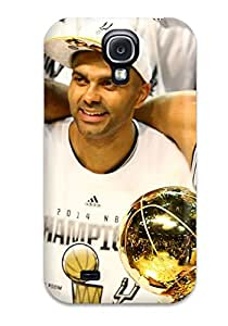 Yasmeen Afnan Shalhoub's Shop san antonio spurs basketball nba (5) NBA Sports & Colleges colorful Samsung Galaxy S4 cases