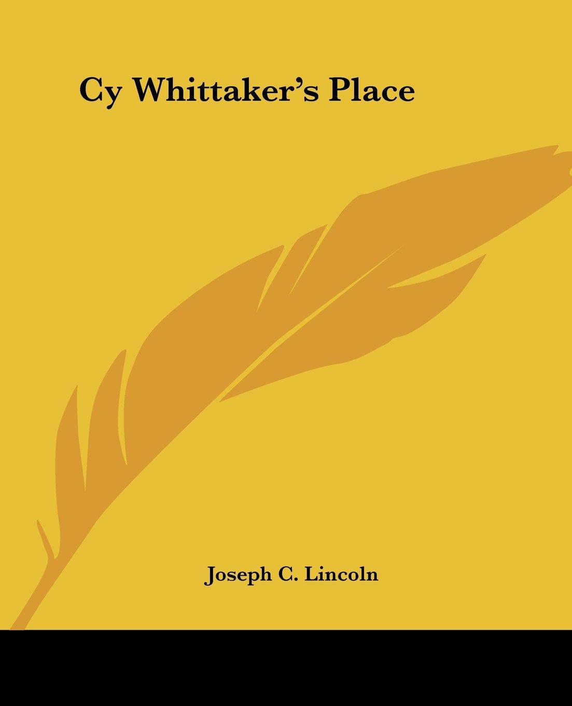 Download Cy Whittaker's Place pdf epub