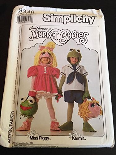Simpl (Miss Piggy And Kermit Costumes)