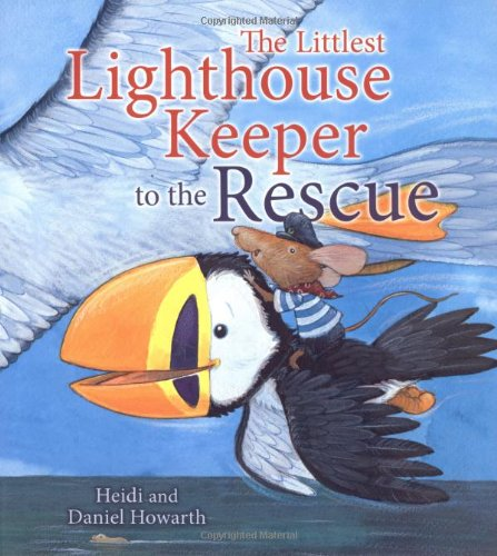 The Storytime: The Littlest Lighthouse Keeper to the Rescue