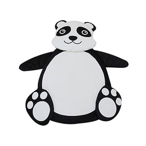 TUWEN Bebé Panda Saco Otoño Invierno Espesada Algodón Niño Bebé Niño Saco Niño Anti-Kick