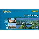 Bikeline Havel-Radweg: Mit Havelland-Radweg. Von der Mecklenburgischen Seenplatte an die Elbe, 374 km, 1 : 50.000, wetterfest/reißfest, GPS-Tracks Download