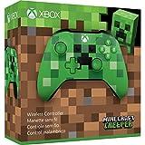 Xbox Wireless Controller - Minecraft Creeper