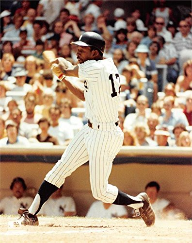 Mickey Rivers unsigned 8x10 photo (New York Yankees) Image #1