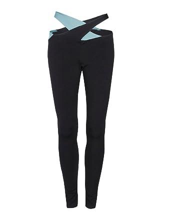 HaiDean Pantalon Chandal Mujer Elegantes Elásticos Y Cómodos para ...