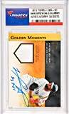 David Ortiz Boston Red Sox Autographed 2012 Topps Golden Moments #GMR-DO Card with Big Papi Inscription & Game Used Jersey Piece2 - Fanatics Authentic Certified