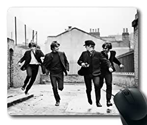 The beatles running rectangle mouse pad by LZHCASE